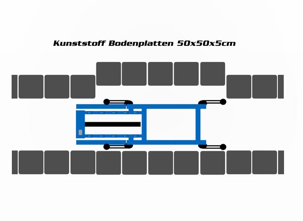 Bodenplatten WDW-Lift Hebebühnen